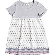 Roxy Girls' Branche Of Lilac Short Sleeve Dress