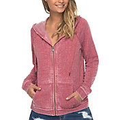 Roxy Women's Break Drop Full Zip Hoodie