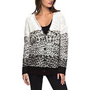 Roxy Women's Call It A Plan Cardigan Sweater