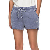 Roxy Women's One Call Away Fleece Shorts
