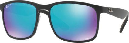 1d56a1aac9 Ray-Ban Men s RB4264 Chromance Polarized Sunglasses
