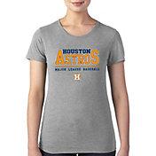 Soft As A Grape Women's Houston Astros T-Shirt