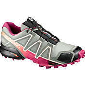 Salomon Women's Speedcross 4 CS Waterproof Trail Running Shoes