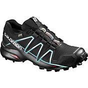 Salomon® Women's Speedcross 4 GTX Waterproof Trail Running Shoes