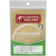Scientific Anglers Freshwater Leader – 9 ft.