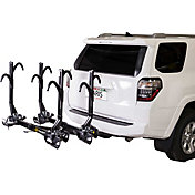Saris SuperClamp EX Hitch Mount 4-Bike Rack