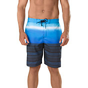 Speedo Men's Surging Stripe E-Board Shorts