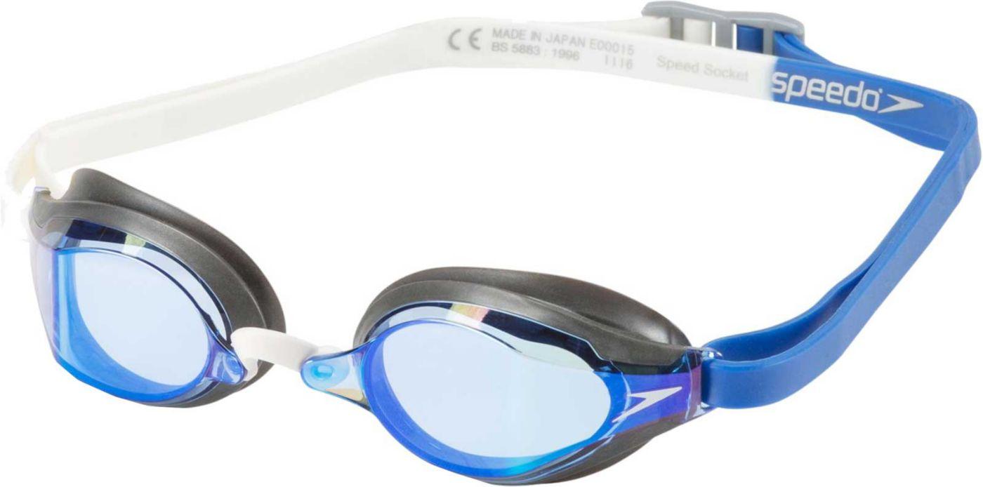Speedo Speed Socket 2.0 Mirrored Swim Goggles