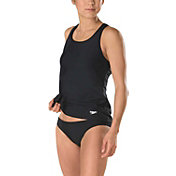 Speedo Women's Texture Power Pulse Swim Tank Top