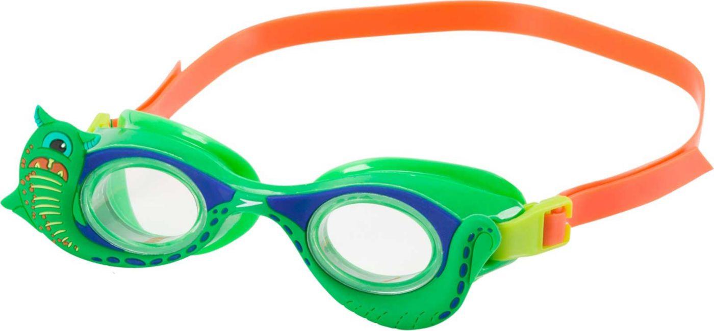 Speedo Kids' Scales and Tails Swim Goggles