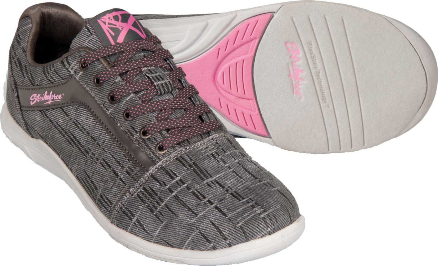 Strikeforce Women's Nova Lite Bowling Shoes