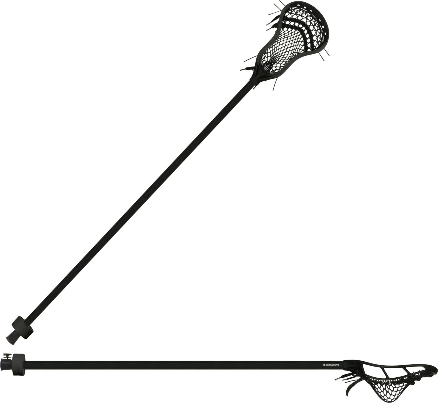 StringKing Intermediate Complete 2 Defense Lacrosse Stick