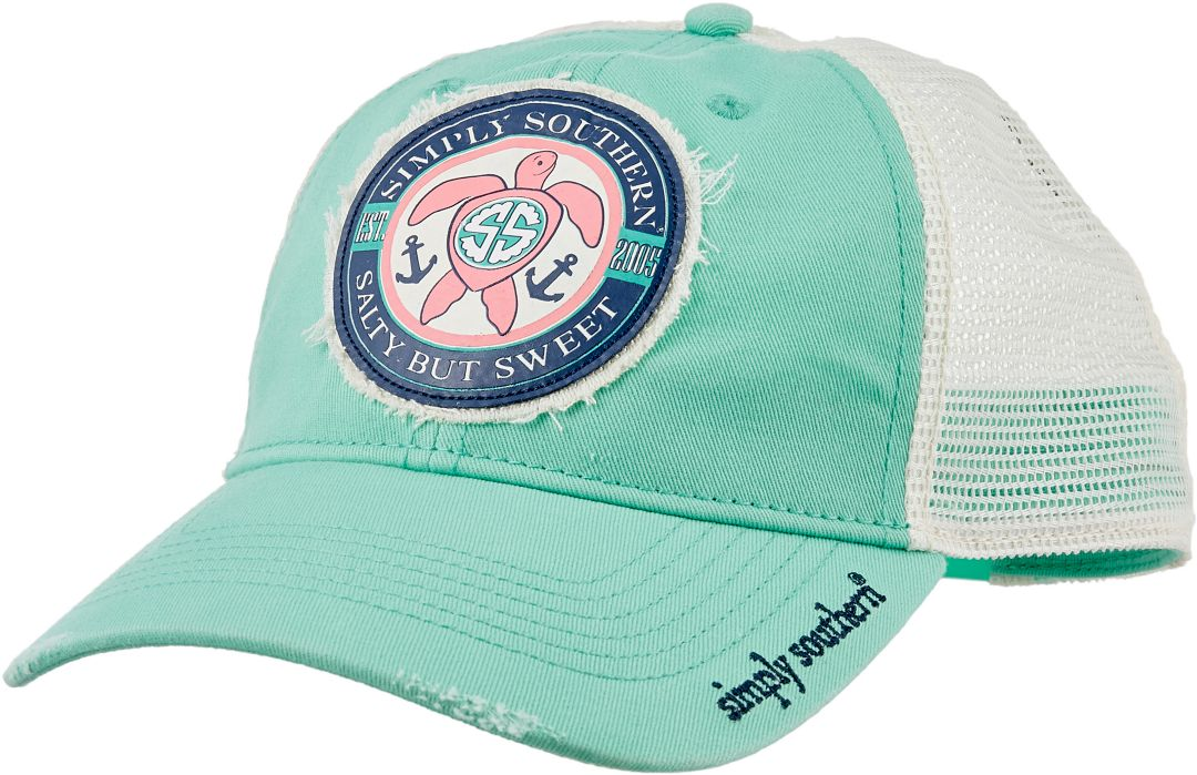 6faaed36 Simply Southern Women's Salty But Sweet Trucker Hat | DICK'S ...