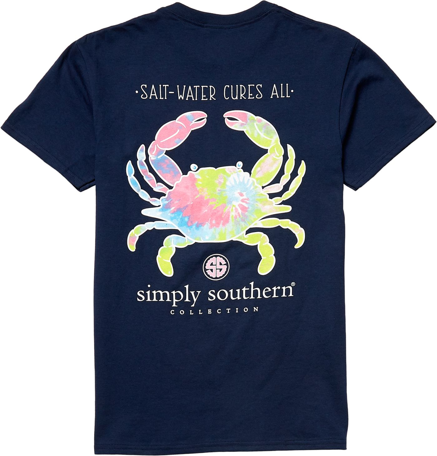 Simply Southern Women's Crab T-Shirt