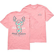 Simply Southern Women's Deer T-Shirt
