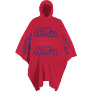 Sport Images Ole Miss Rebels Poncho