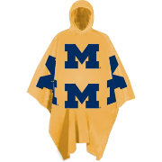 Sport Images Michigan Wolverines Poncho