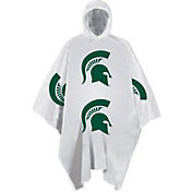 Sport Images Michigan State Spartans Poncho