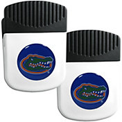 Florida Gators Chip Clip Magnet and Bottle Opener 2 Pack