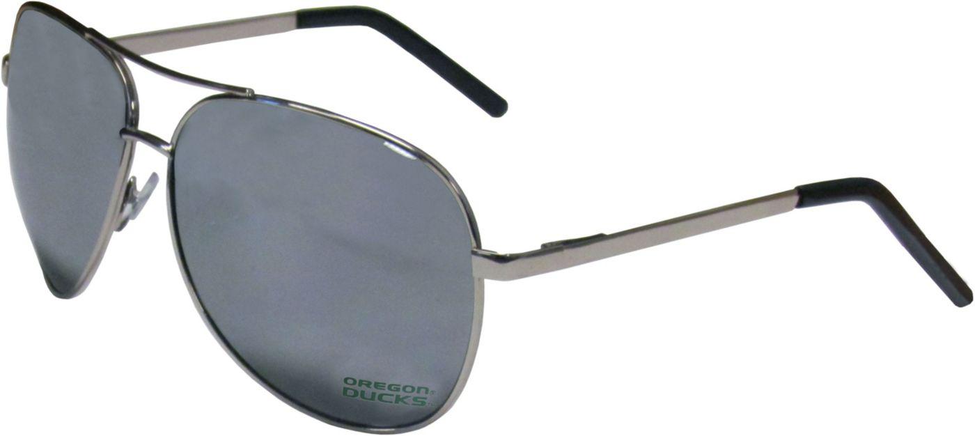 Oregon Ducks Aviator Sunglasses