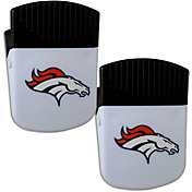 Denver Broncos Chip Clip Magnet and Bottle Opener 2 Pack