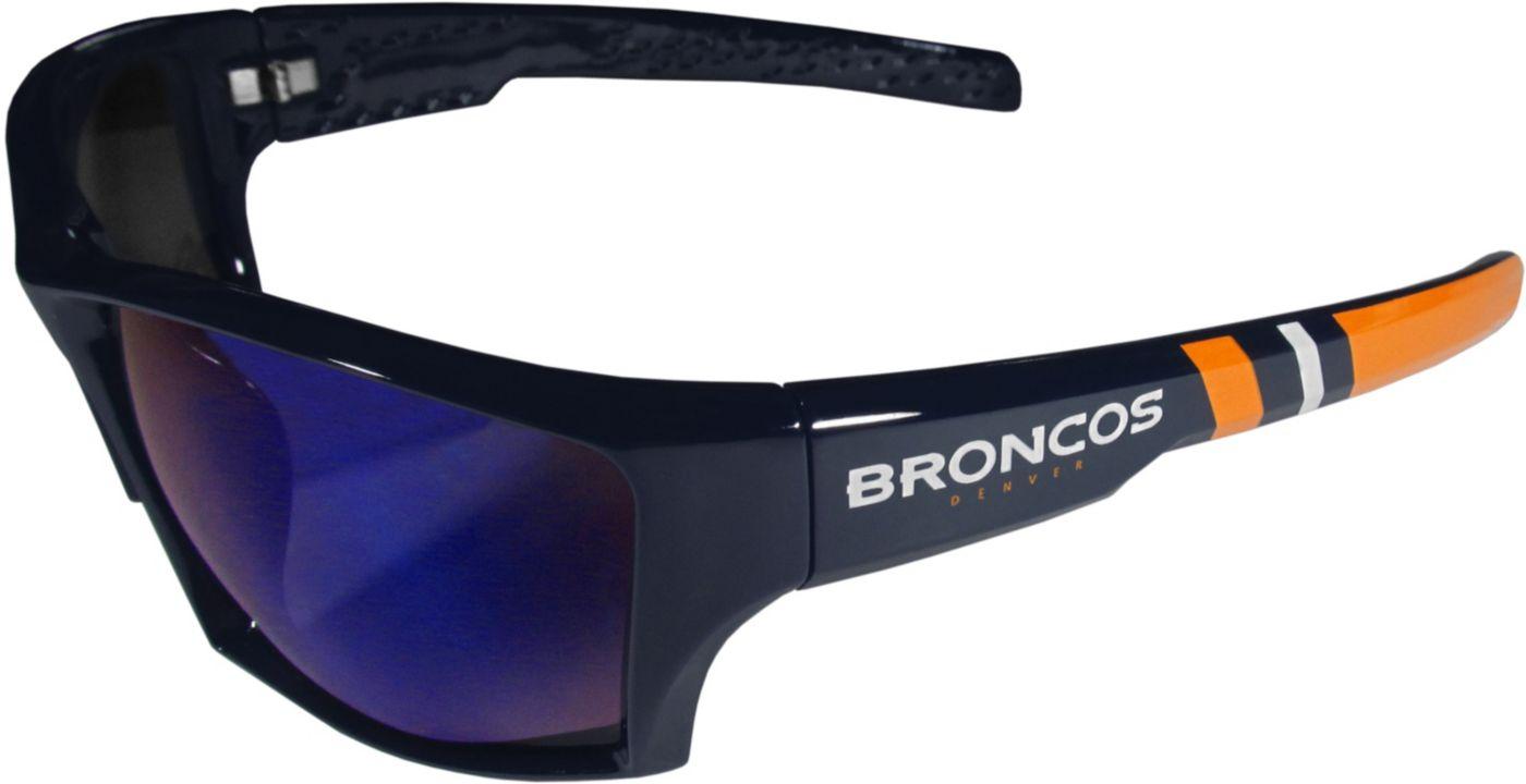 Denver Broncos Edge Wrap Sunglasses