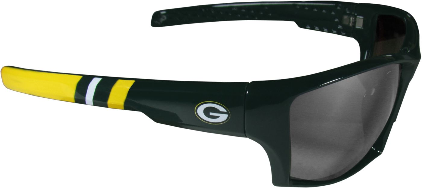 Green Bay Packers Edge Wrap Sunglasses