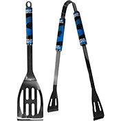 Carolina Panthers 2-Piece Steel BBQ Tool Set
