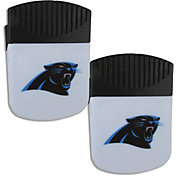 Carolina Panthers Chip Clip Magnet and Bottle Opener 2 Pack