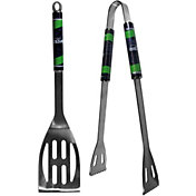 Seattle Seahawks 2-Piece Steel BBQ Tool Set