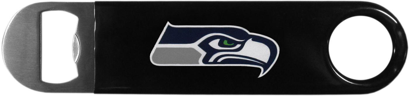 Seattle Seahawks Long Neck Bottle Opener