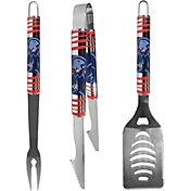 Washington Capitals 3-Piece Steel BBQ Tool Set