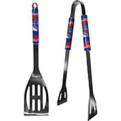 New York Rangers 2-Piece Steel BBQ Tool Set
