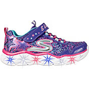 Skechers Kids' Preschool S Lights: Galaxy Lights AC Shoes