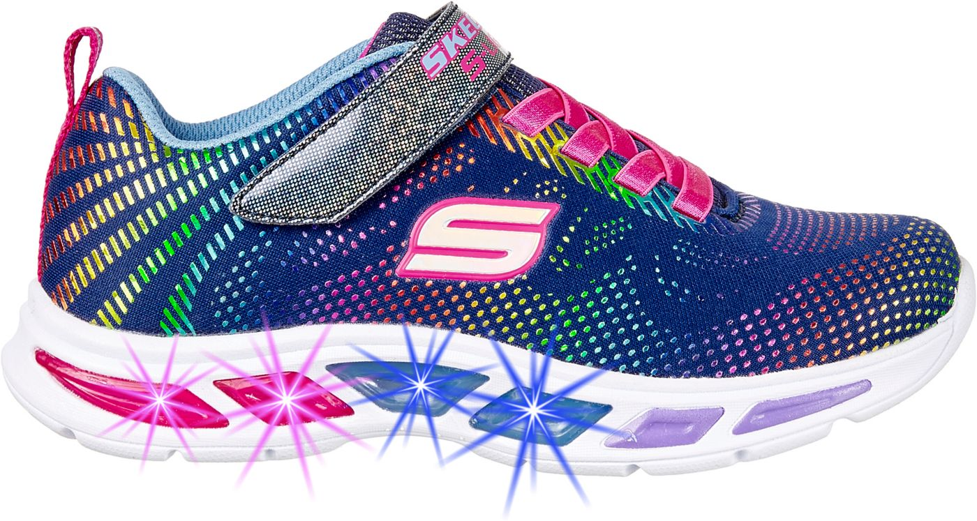 Skechers Kids' Preschool S Lights: Litebeams AC Shoes