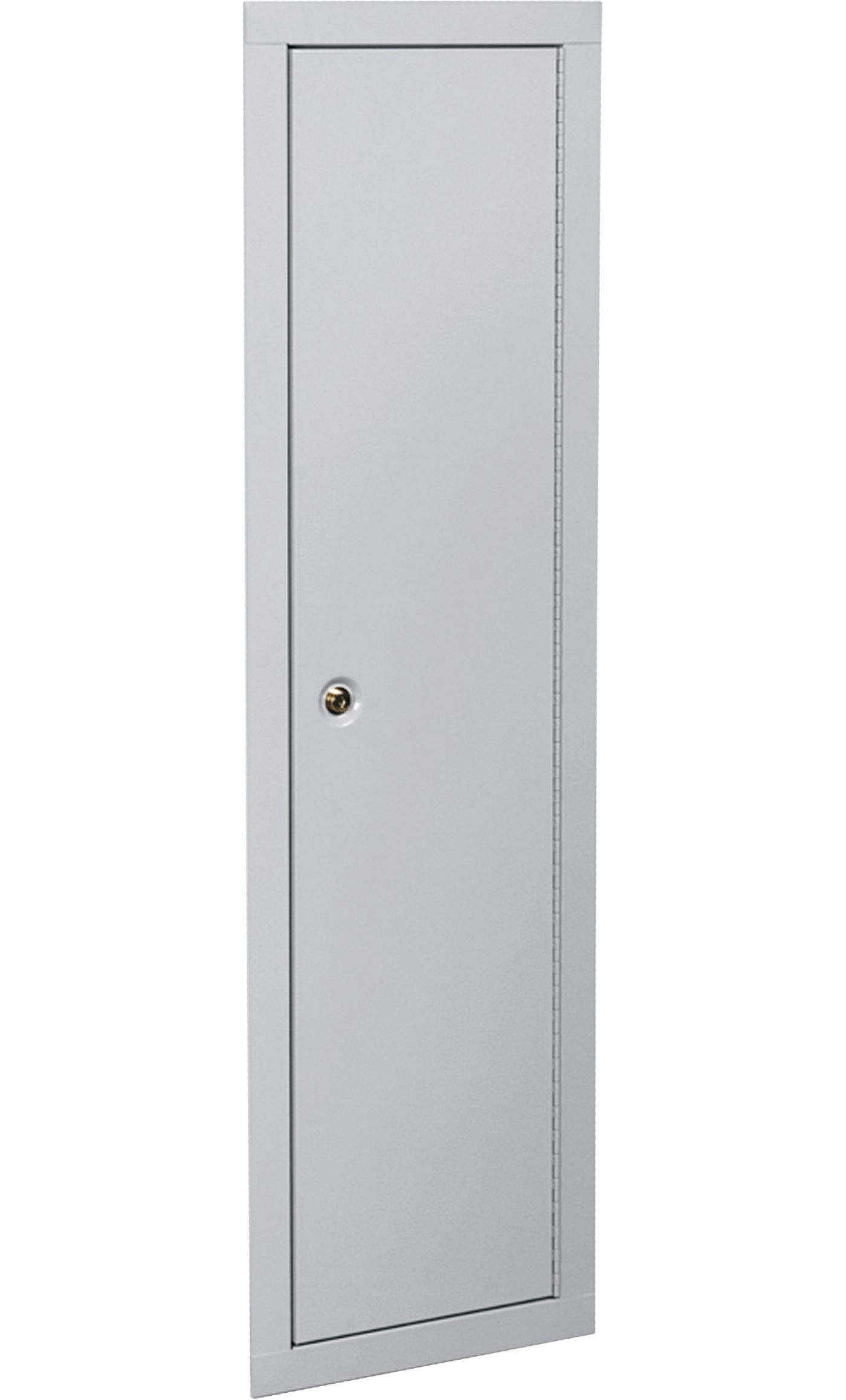 Stack-On Full Length In-Wall Security Cabinet