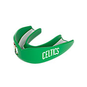 Shock Doctor Adult Boston Celtics Strapless Basketball Mouth Guard