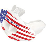 Shock Doctor Youth Max AirFlow Flag Convertible Lip Guard