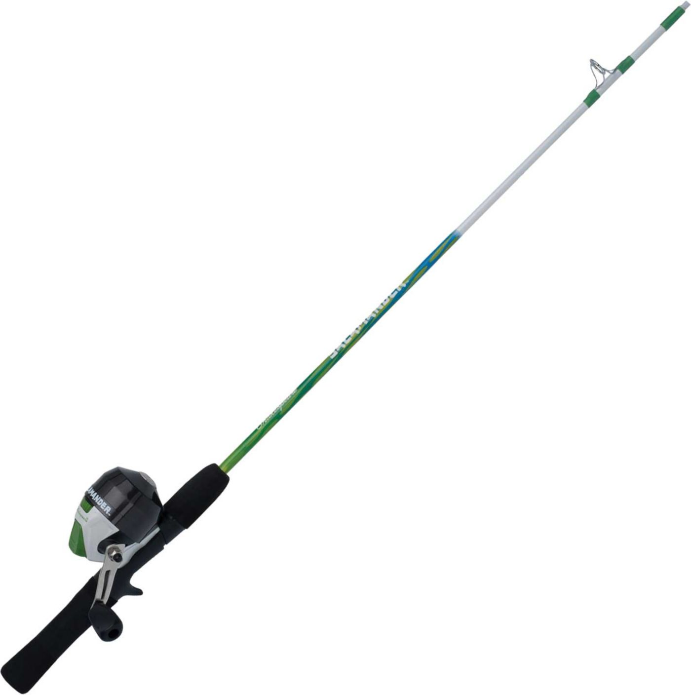 Shakespeare Salamander Youth Spincast Combo