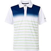 Slazenger Boys' Colorblock Stripe Golf Polo