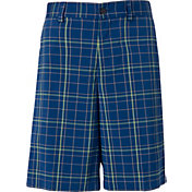 Slazenger Boys' Plaid Golf Shorts