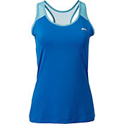 Slazenger Women's Mesh Back Tennis Tank Top