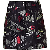 Slazenger Women's Structure Collection Printed Golf Skort