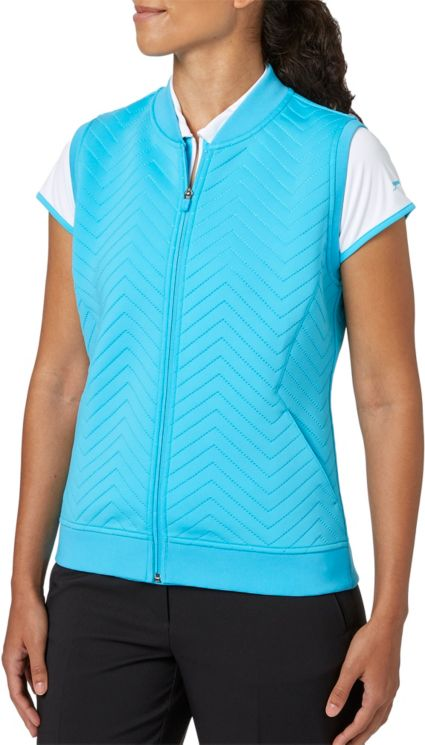 Slazenger Women's Tech Collection Quilted Vest