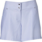 Slazenger Women's Triad Collection Printed Golf Shorts