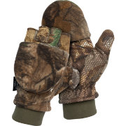 ScentLok Fleece Pop-Top Gloves