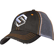 ScentLok Men's Distressed Logo Trucker Hat