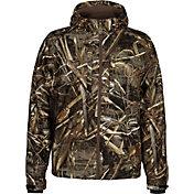 Hard Core Men's Season Opener Full Zip Hooded Hunting Jacket