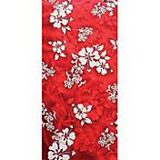 Sola Red Hibiscus Beach Towel