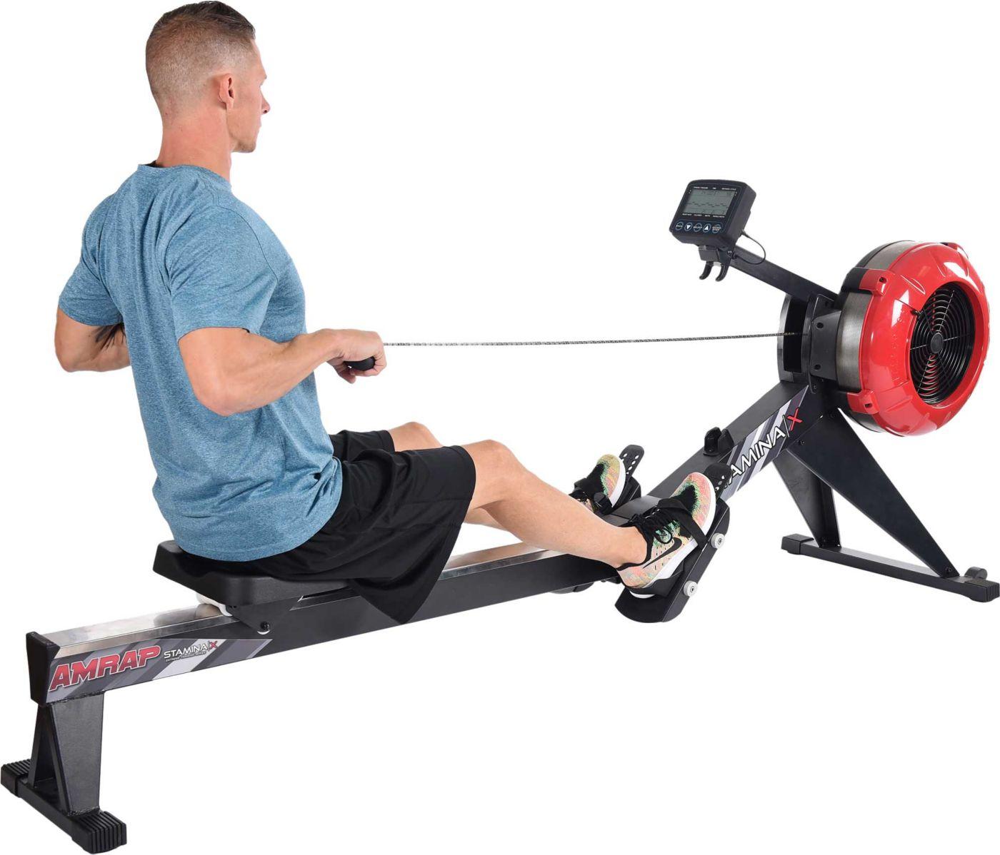The Stamina X AMRAP Rower